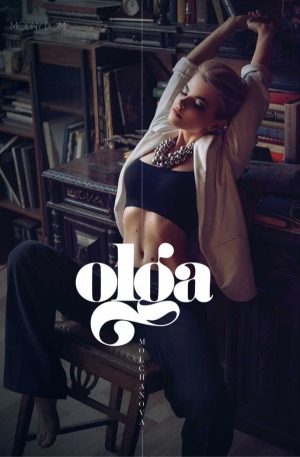 OLGA MOLCHANOVA ABOUT SHE WORKING