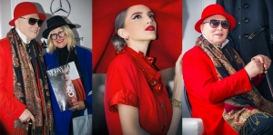 MODNY DOM MAGAZINE AT Mercedez-Benz Fashion Week Russia