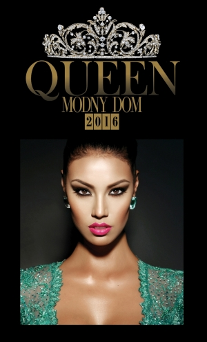 QUEEN OF THE YEAR. THE MODNY DOM MAGAZINE COLLECTED 40 MOST BEAUTIFUL WOMEN