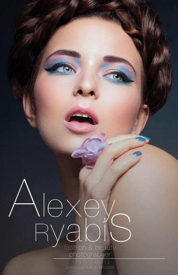 ALEX RYABIS fashion photographer